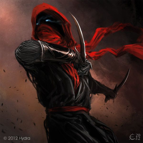 assassin #rogue #slayer