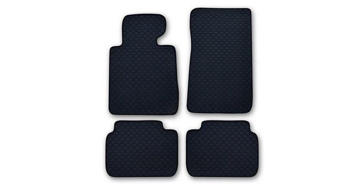 Passform-Fußmatten (4 Stück), Toyota GT86 Coupé, Bj.: 9/12 – #Products