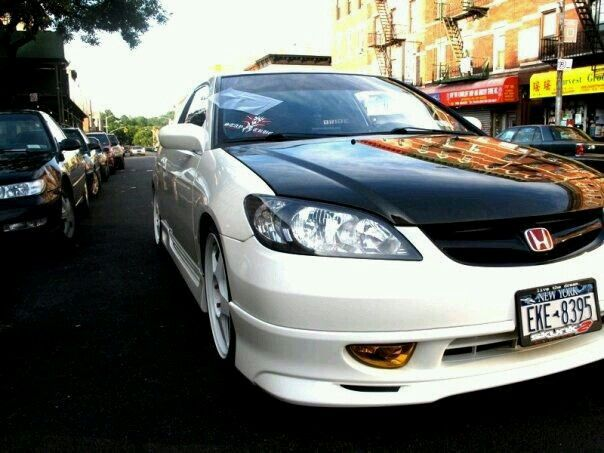 Top Dos Tops H Civic 2004 Type R
