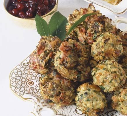 Rustic chestnut stuffing recipe - Recipes - BBC Good Food
