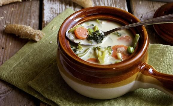 Primavera Soup | Natrel