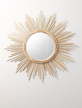 les 25 meilleures id es de la cat gorie miroir soleil sur pinterest. Black Bedroom Furniture Sets. Home Design Ideas