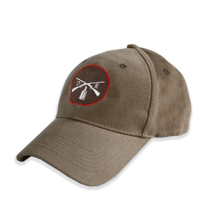 DIXIE SHOOTING CLUB HAT (BROWN)