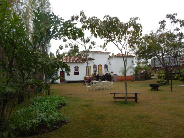 Santa Rita do Sapucaí - MG BRASIL Pousada do Barão