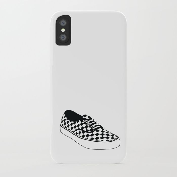 Buy Vans iPhone Case by laurendangeloart. Worldwide shipping available at Society6.com. Just one of millions of high quality products available.