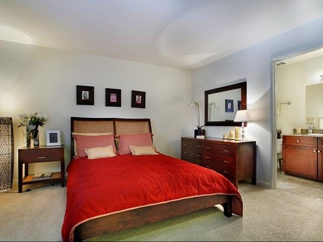 Bedroom   Haven Luxury Apt. Homes   Tempe Arizona.