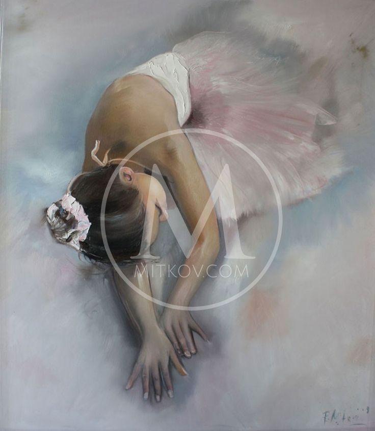 SLEEPING BALLET DANCER