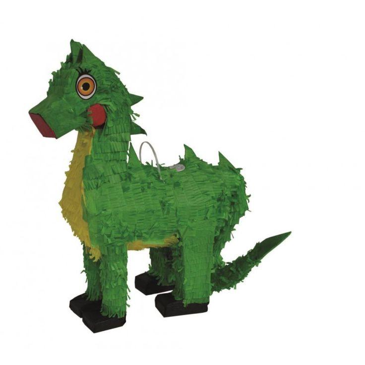 Piñata Draak Groen