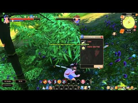 Age of Wulin - gameplay 2 free to play f2p mmo game role playing