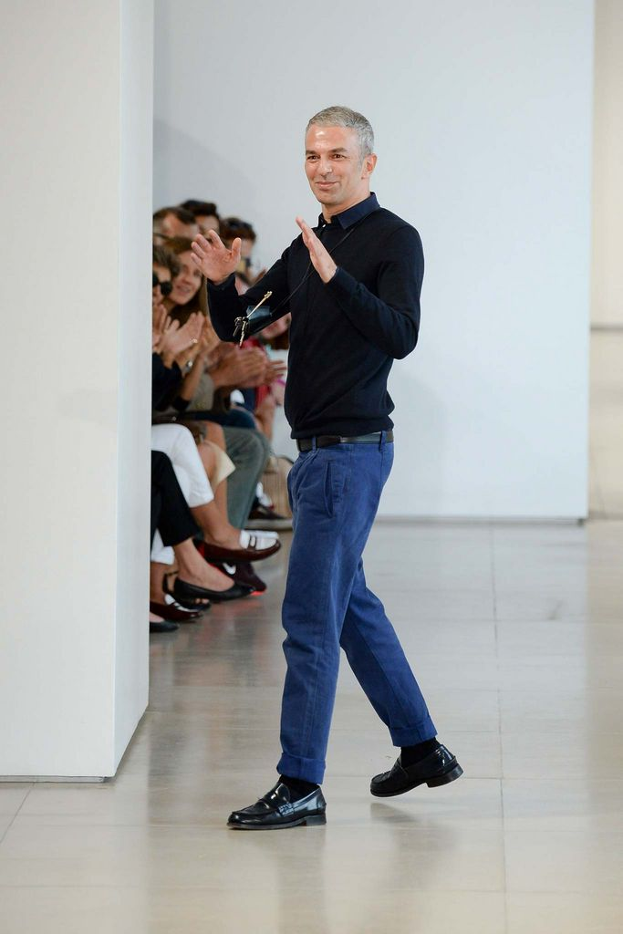 Jil Sander Spring 2015 Ready-to-Wear - Collection - Gallery - Style.com
