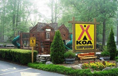 Townsend, Tennessee Campground | Townsend / Great Smokies KOA