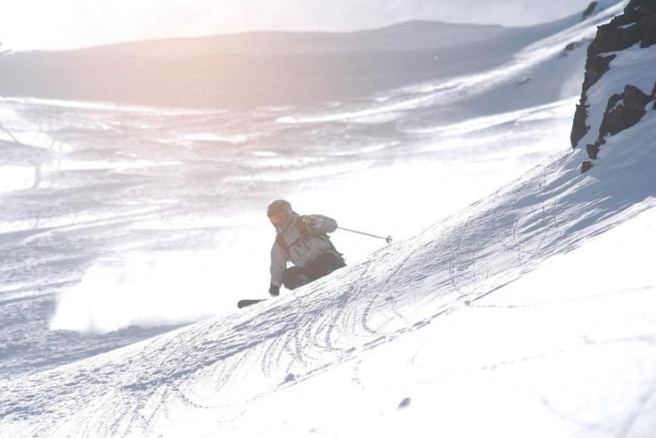 Sabian que mientras los Centros  invernales de  Norte America y Europa  cierran en Chile hay varios metros  de Nieve