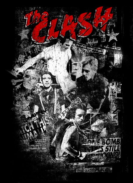The Clash by Wes Allen