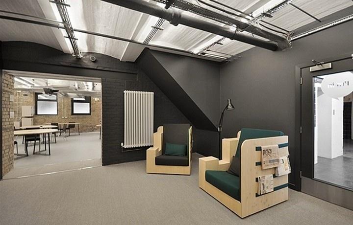 Coworking Space - Club Workspace Bankside, London, UK