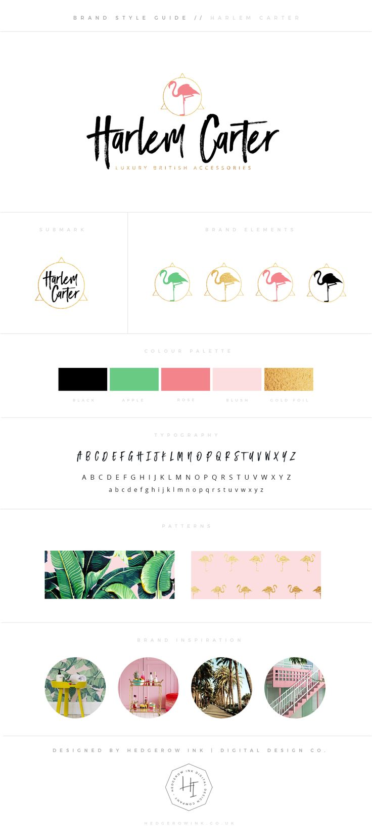 Hedgerow Ink | Digital Design Company | Web design & Branding for Female Entrepreneurs