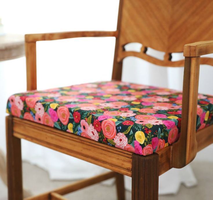 From out-of-date to unrecognizable: How to reupholster and revamp an old chair  – Upholstery