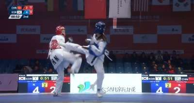 En vivo y en directo desde China el Gran Slam de Taekwondo WT - Wuxi 2017 World Taekwondo Grand Slam Champions Series (Jan 13)