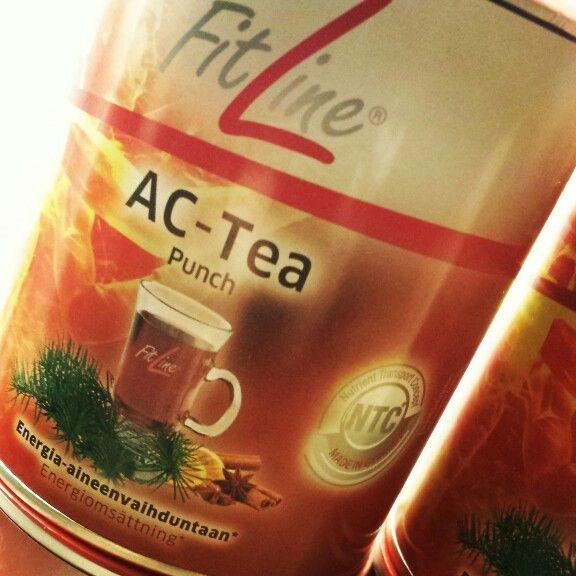 My favorite AC- Punch Tea!