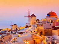 Most Romantic Places to Watch the Sunset...Santorini, Greece