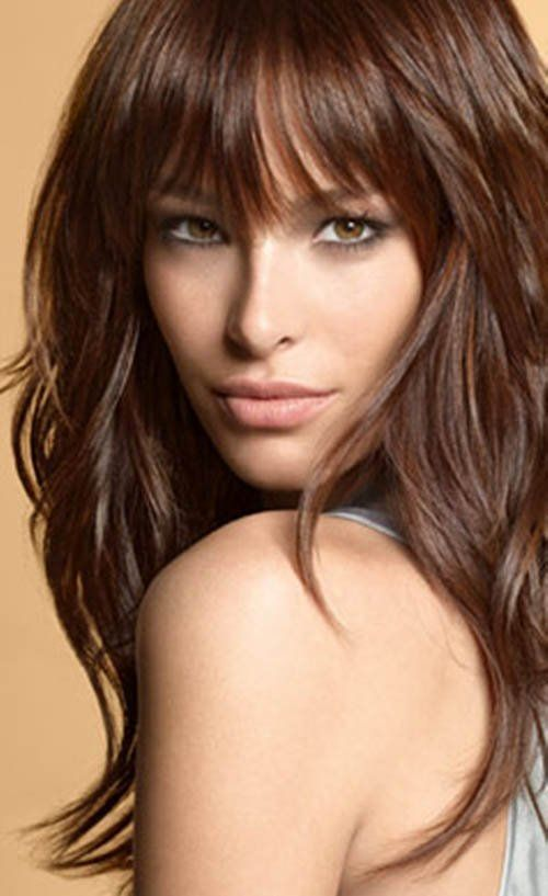 1000+ ideas about Shades Of Brown Hair on Pinterest  Cinnamon Hair Colors, Brown Hair Colors
