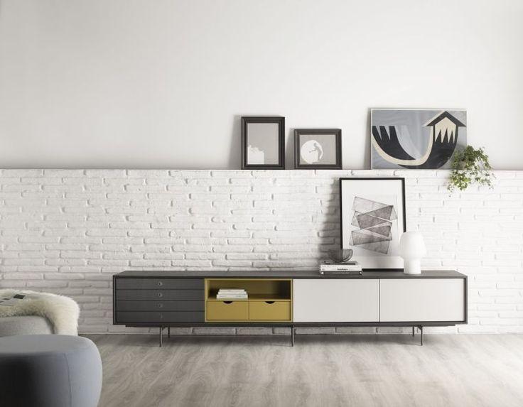 meuble pour télé design moderne