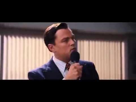 Волк с Уолл Стрит мотивация в бизнесе Леонардо Ди Каприо  'Как делать зв... Что говорить в телефоном звонке и где самое время делать деньги Все здесь http://avtolux.exclusivechance.ru Мой скайп yuray68
