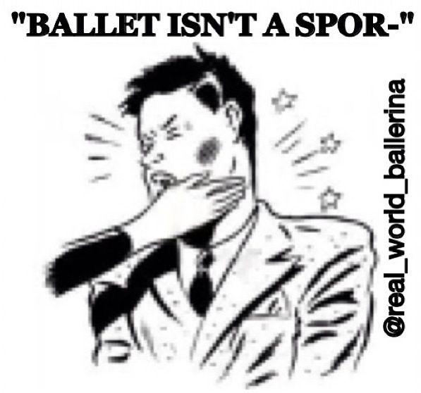 real world ballerina is amazing