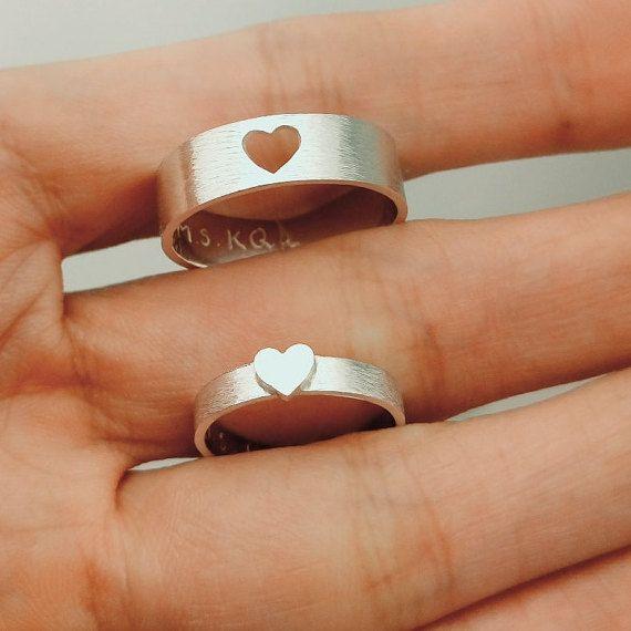 Best 25+ Couple rings ideas on Pinterest
