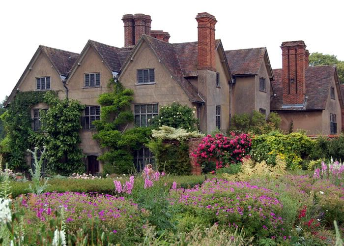 Packwood House, Solihull – House and garden