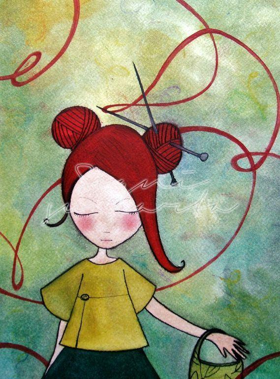 Illustrazioni | Sogni su Carta