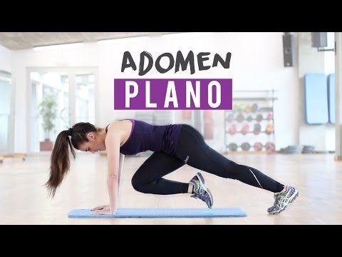 Abdominales perfectos   entrenar en 8 minutos - YouTube