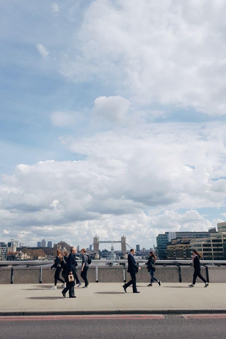 striders • #london