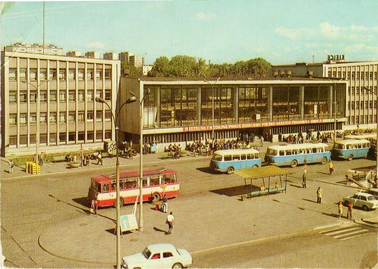 Kielce dworzec PKP
