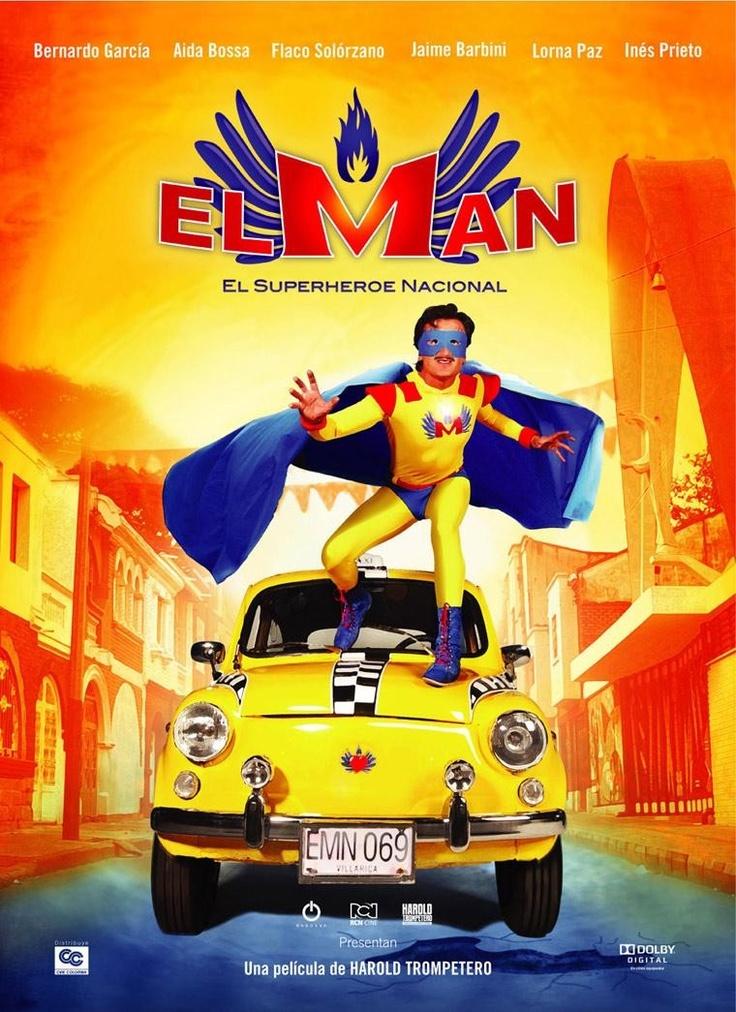 El Man, Película dirigida  por @Trompetero