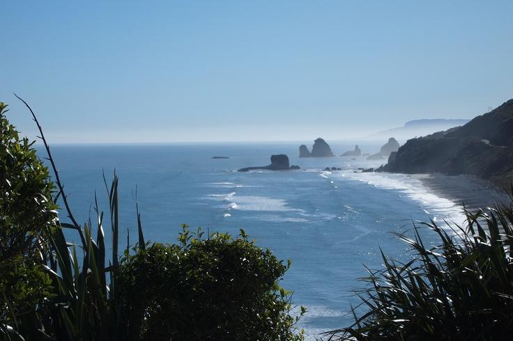 West Coast NZ Scenery