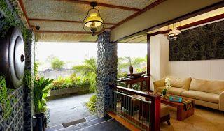 Sentuhan Seni Tembaga Dan Kuningan Villa Paditeras Bali - Gudang Art