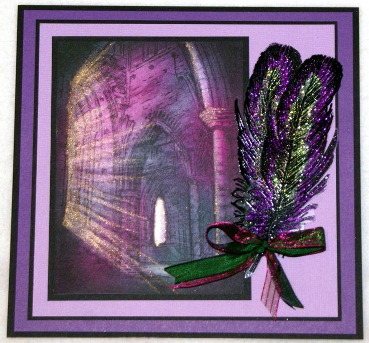 Sheena Douglass – Crafts, Papercrafting, Stamps, Create & Craft » 'Spiritual' Sketchy 8/3/13