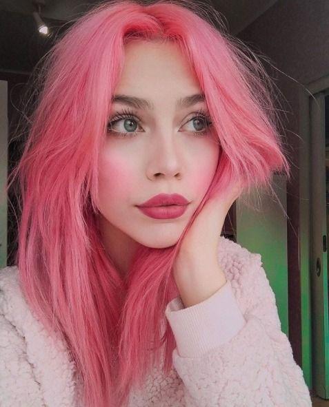 Melhores fotos de cabelos coloridos   – Hair style forum