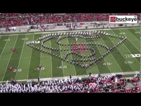 Ohio State Marching Band Hollywood