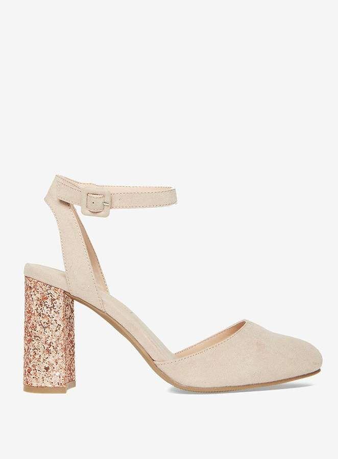 a705b32653803 Dorothy Perkins Nude  Graze  Court Shoes