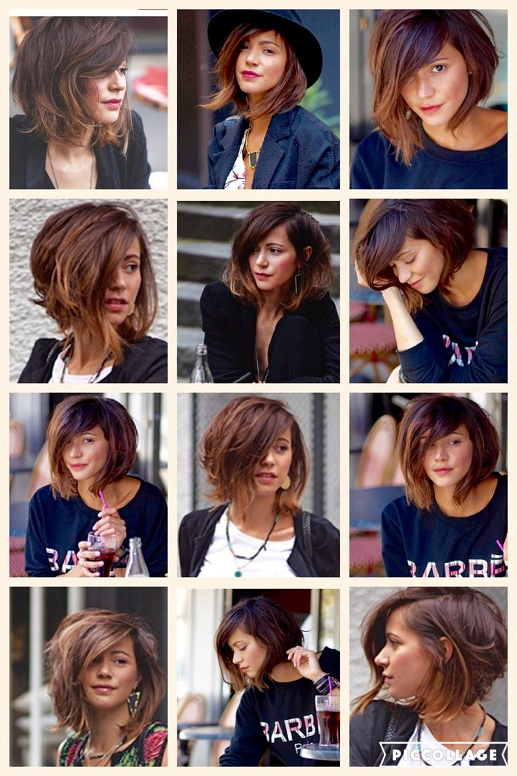 Women Hair Color 2017 Short