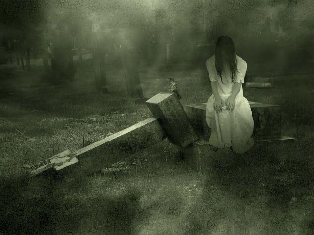 Blog do Herói: Conheça a história do fantasma vingativo