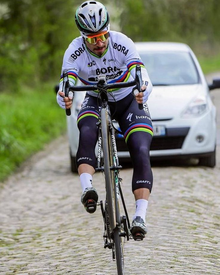 """511 Likes, 1 Comments - CYCLING NEWS TECH AND BIKES (@pro_tour_cycling) on Instagram: """"In case you were wondering, this is how Peter Sagan does a Recon ride over the cobbles of Paris-…"""""""