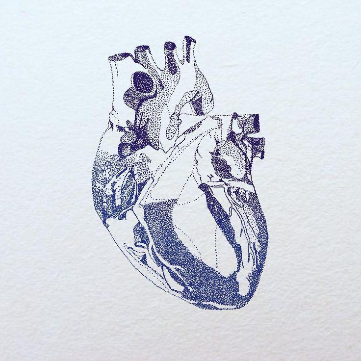 #love #heart #draw #illustration #ink #art by Dominika for  #valentinesweekend #instalove #instaart #valentinesday #walentynki #serce #milosc #love