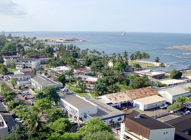 Port-Gentil Gabon