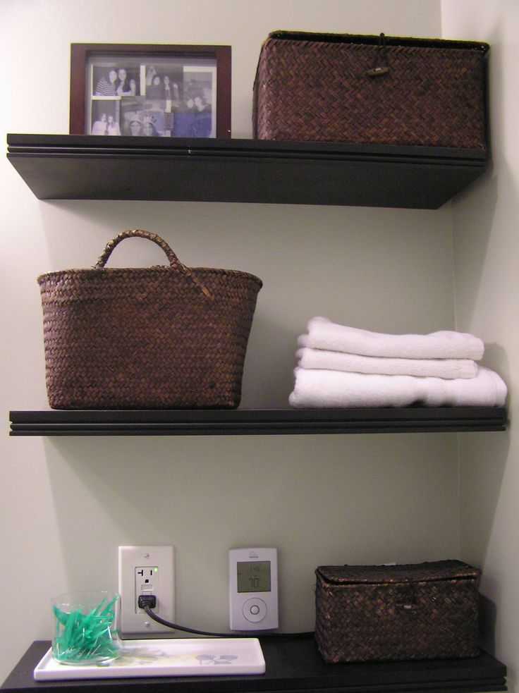 33 Bathroom Storage Hacks and Tips That Will Enlarge Your Space   HGTV Decor
