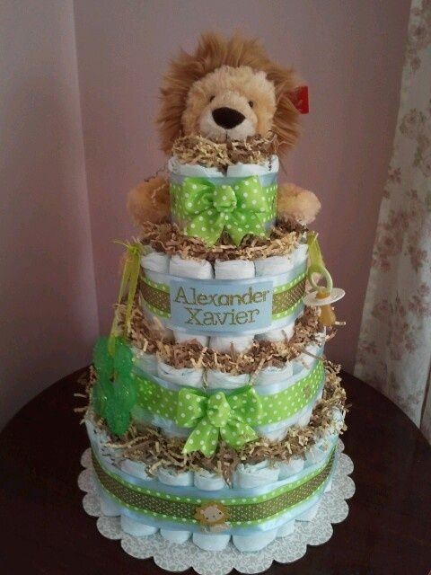 diaper cake instructions free make cake cakes cakes 3533