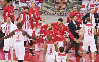 Αuto  Planet Stars: Euroleague: ο Ολυμπιακός διέλυσε την Μπασκόνια Βίν...