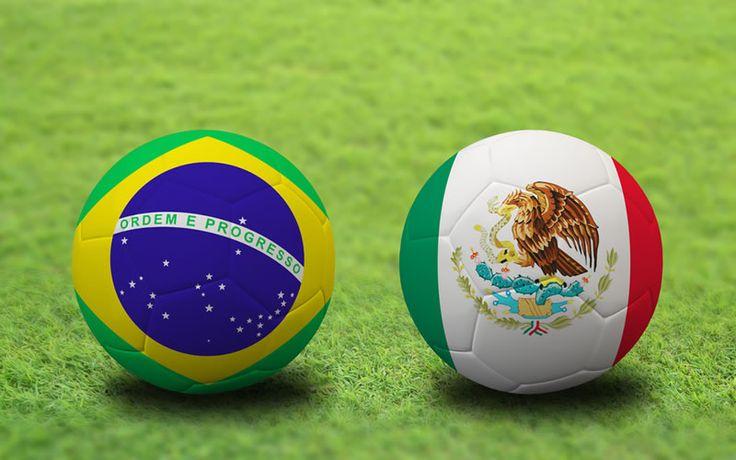 México vs Brasil en vivo por internet, Mundial Brasil 2014 mexico vs brasil en vivo brasil 2014