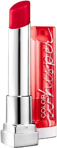 Maybelline New York Color Whisper by Color Sensational Lipcolor, Who Wore It Red-Er, 0.11 Ounce - List price: $7.49 Price: $5.94